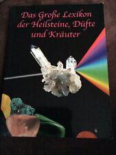 Das Grosse Lexikon der Heilsteine, Düfte und Kräuter (Taschenbuch)