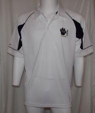 NEW NCAA Official PITTSBURGH PANTHERS Mens Large HOLLOWAY TACTIC S/S POLO #2453