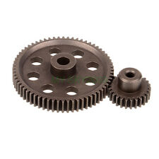 RC Himoto Redcat HSP Parts 11176 Motor Gear (26T ) & 11184 Diff.Main Gear (64T)