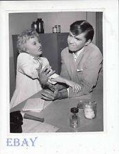 Barbara Stanwyck Show Vintage Photo