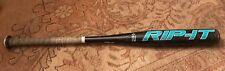 Nice Rip-It Prototype 30/18 Softball Bat, One Piece Ussa 1.20 Bpf. -12