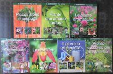 Il Giardinaggio step by step vol. 4-5-6-7-8-9-10