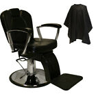 Classic Barber Chair Professional Styling Hydraulic Salon Beauty Spa Equipment