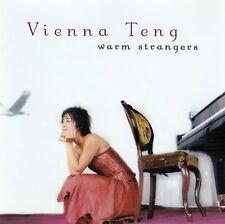 VIENNA TENG : WARM STRANGERS / CD - TOP-ZUSTAND