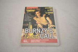 Burnzy's Last Call - Sherry Stringfield - VGC - DVD - R4