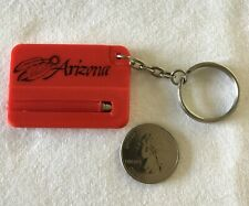 Arizona Hidden Pen Travel Souvenir Keychain Key Ring #36270