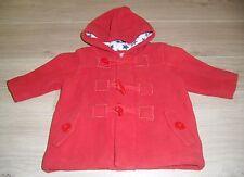 Next Girls' Fleece Coats, Jackets & Snowsuits (0-24 Months)