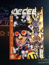 ACCELL #3 CATALYST PRIME -1ST PRINT - ( LION FORGE ) BOARDED (CBP001)