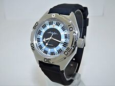 VOSTOK WATCH AMPHIBIAN MAN RUSSIAN Military AMPHIBIA AUTO DIVER. 670927