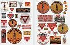 JL INNOVATIVE HO 1930-50'S VINTAGE CONOCO GAS STATION SIGNS (38) | 239