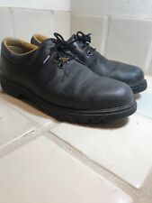 Havana Joe Men's Black Leather Oxford Casual Shoes Size 44 US 10