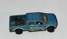 Hot Wheels Blue 2009 Ford F-150 Truck, Made in Malaysia