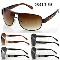 New BOG Fashion Pilot Designer Mens Womens Sunglasses Shades Retro Wrap Classic