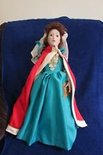 Franklin Mint/Heirloom Doll - Queen Mary II