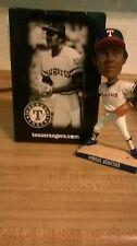 Ferguson Jenkins MLB Texas Rangers Bobblehead 2007 BD&A New In Box Collectible