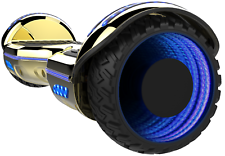 LEDWheel Electric Motorized Scooter off road hummer board hoover board UL tested