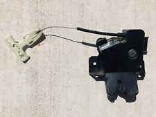 Ford OEM Coupe Trunk Lid Latch - sal11020