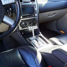 Fits 05-2014 Dodge Chrysler Signature Billet T-Handle Shifter Satin Silver Auto