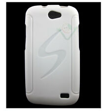 Pellicola+Custodia TPU Flexy bianca per NGM Dynamic Fun cover flessibile bianco