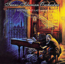 Trans-Siberian Orchestra : Beethoven's Last Night Pop 1 Disc Cd