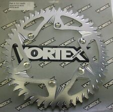 Vortex Motorcycle Rear Sprocket Silver 511-49 Suzuki RM125 RM250 DR250 DR350 DRZ