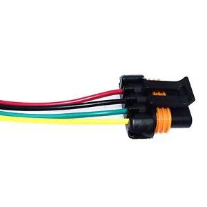 New ALTERNATOR PLUG CONNECTOR 15306009 PT1136 For Chevrolet Corvette GMC GM