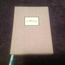 Wellbeing Journal book