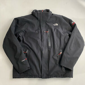 The North Face Summit Series Hyvent Alpha Winter Jacket Men's XL Black