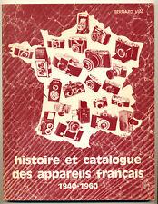 Vial Histoire et catalogue des appareils francais 1940-60 Ed. limit. N.673 D1020