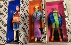 Mattel 3 DOLL LOT of BMR1959 Barbie Dolls NRFB #GHT95 #GHT93 #GHT96