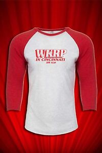 WKRP in Cincinnati Vintage Radio JERSEY T-SHIRT FREE SHIP USA Thanksgiving