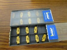 ISCAR New Carbide Inserts GIFI 5.00E-2.50 IC635 Box of 17 Inserts