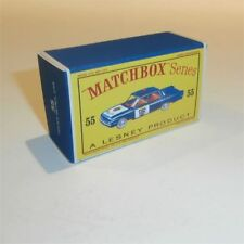 Matchbox Ford Diecast Police Vehicles