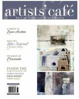 Artists' Cafe Magazine Volume 11 by Stampington & Co. 144+ Page