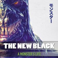 THE NEW BLACK-A Monsters Life CD NEUF
