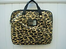 BETSEY JOHNSON BETSEYVILLE PADDED COMPUTER NOTEBOOK TABLET LAPTOP BAG CASE TOTE