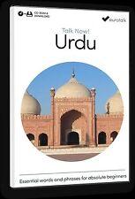 Eurotalk Talk Now Urdu para principiantes - Descarga Opción and CD ROM