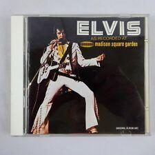 Elvis Presley CD Madison Square Garden
