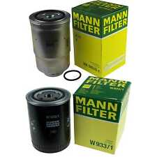 Mann-filter per Nissan Trade Box / Familiare Bus Y61 2.7 Td D22 2.5 D 4WD Ford