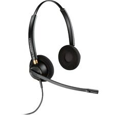 Plantronics EncorePro hw520 Duo Noise-Cancelling Corded Casque 89436-02