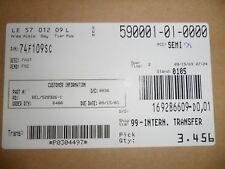 74F109SC FLIP FLOP JK-TYPE 16-PIN SOIC REPLACES N74F109D, 74F109D (10 PER LOT)
