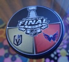 NEW! NHL 2018 Stanley Cup Playoffs Final Hockey Puck T-Mobile Arena Exclusive