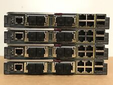 Cisco WS-CBS3120X-S 3120X Switch 1/10Gb BLC7000 BLC3000 451439-B21 451357-001 X2
