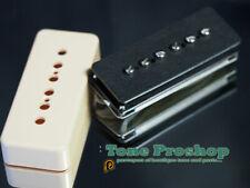 Tonerider Hot P90 Bridge Pickup - Cream