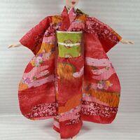 EVENING W ~ BARBIE DOLL DOTW PRINCESS OF JAPAN KIMONO GOWN SKIPPER DRESS COSTUME