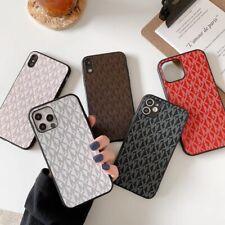 Michael Kors Hardshell Case Cover iPhone 6 7 8 Plus X XS XR 11 12 Max Pro Mini
