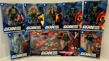 GI Joe Classified Baroness Roadblock Target Exclusive Cobra Island Lot Duke