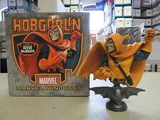 BOWEN DESIGNS HOBGOBLIN BUST STATUE SPIDER-MAN MARVEL