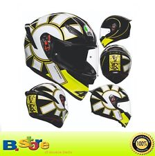 Agv 210281a0i0-006 Casco Integrale K1 K-1 Top Gothic 46 S