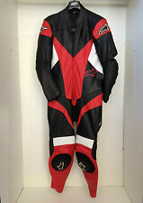 Tuta Alpinestars Sphere Suit, colore rosso/nero/bianco, TG: 52.